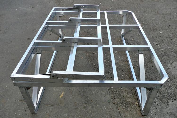 Изделия из алюминиевого профиль своими руками 121